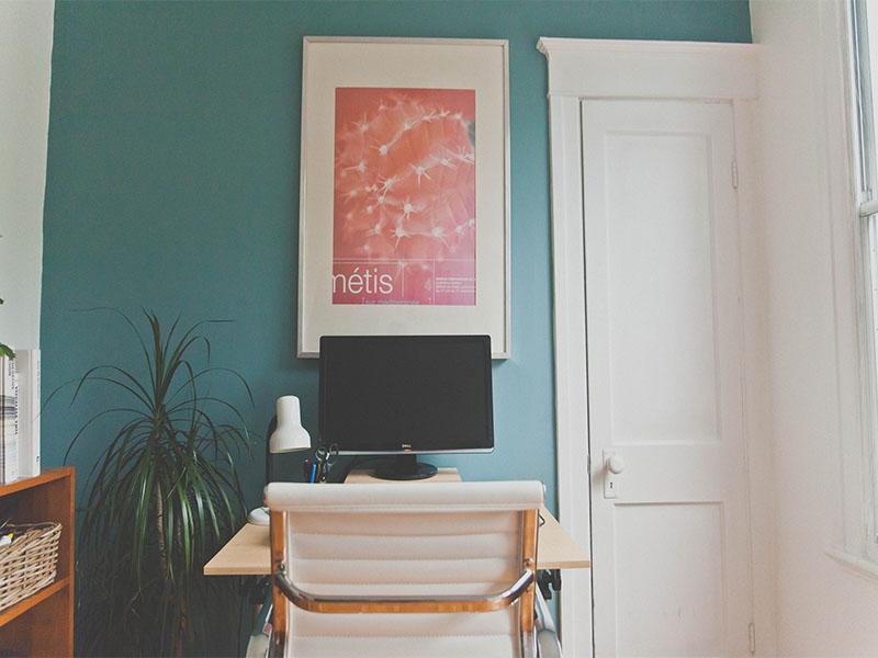 Cómo elegir pinturas con efecto para paredes